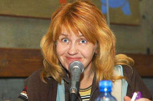 Svetlana Martynchik pseudonym