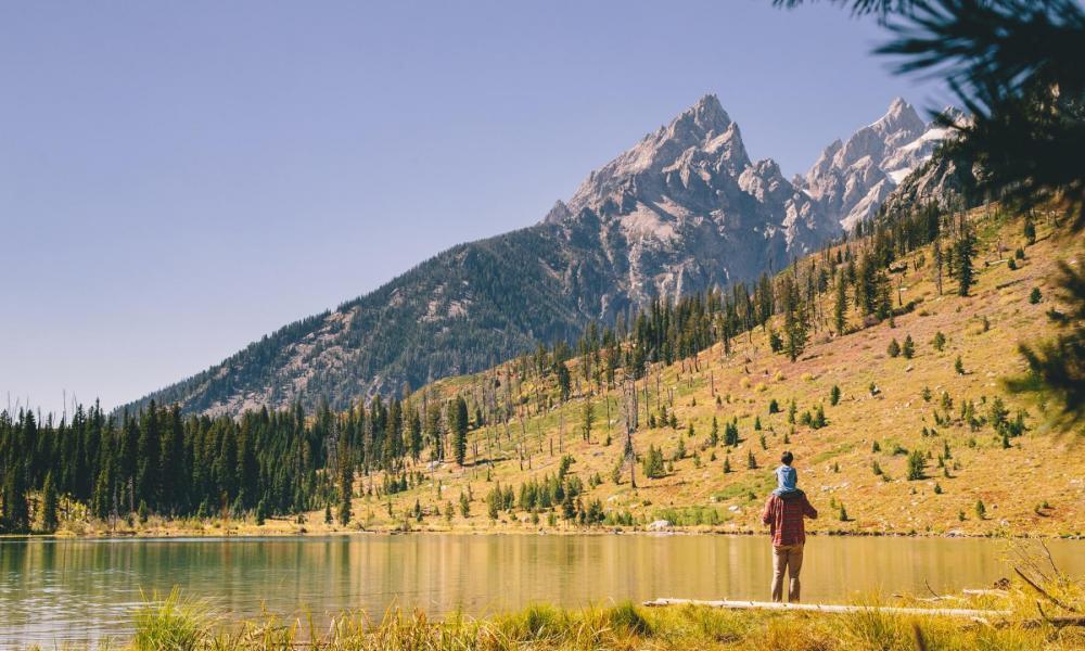 Montagne del Wyoming