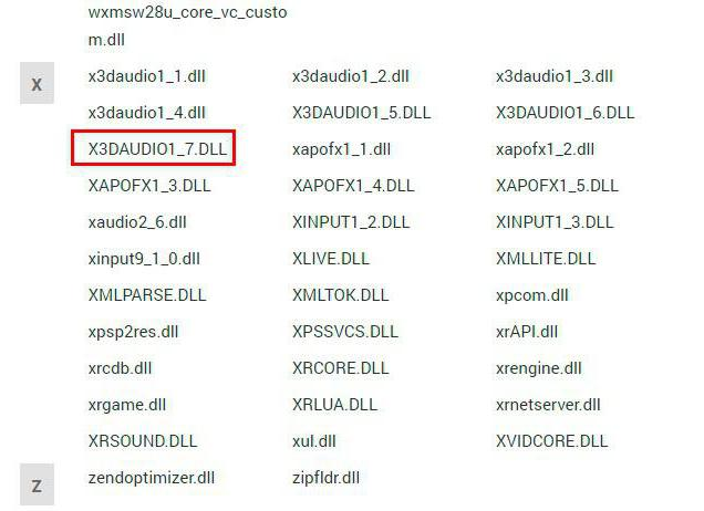 x3daudio1 7 download di dll per windows 10