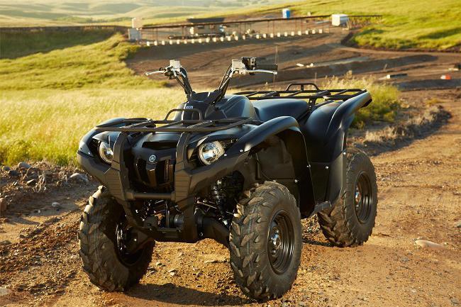Motor Yamaha Grizzly 700