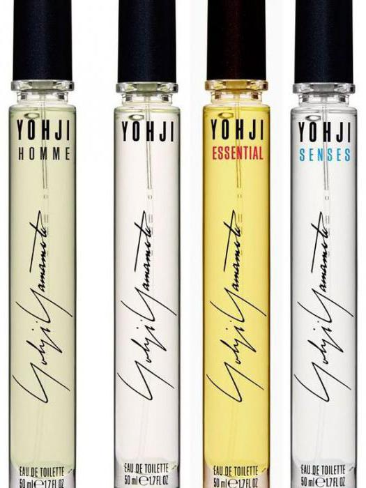 Иамамото парфем