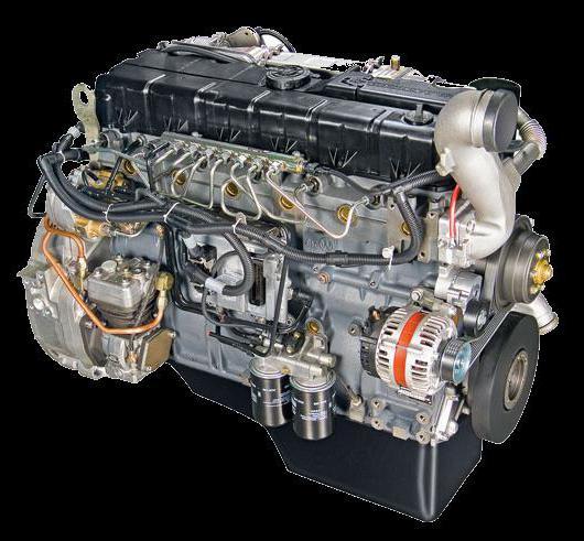 motore yamz 236