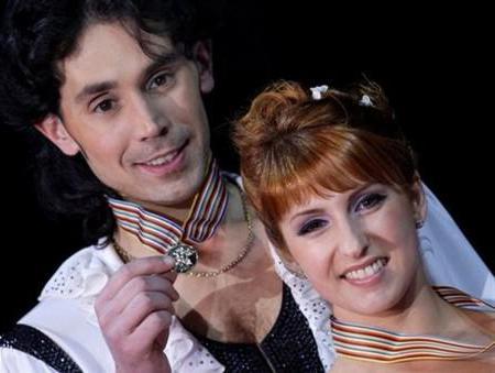Yana Khokhlova in Sergey Novitsky