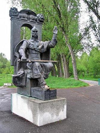 Yaroslav osmomysl breve biografia