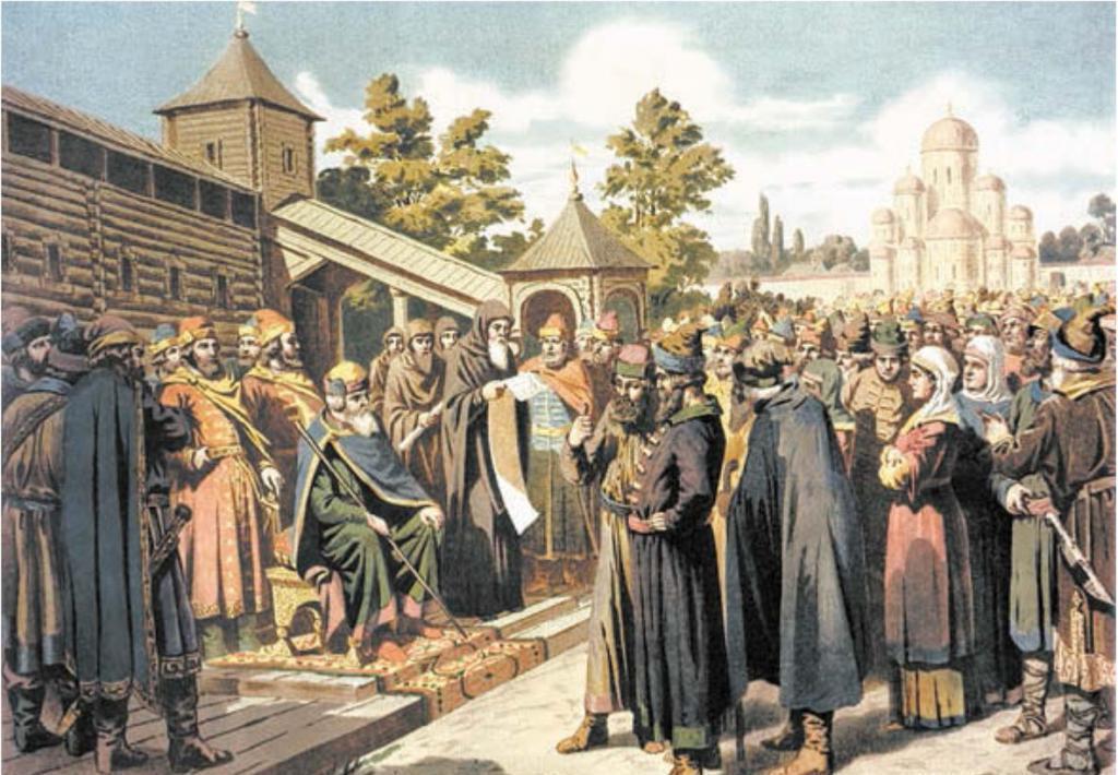Consiglio di Yaroslav il Saggio