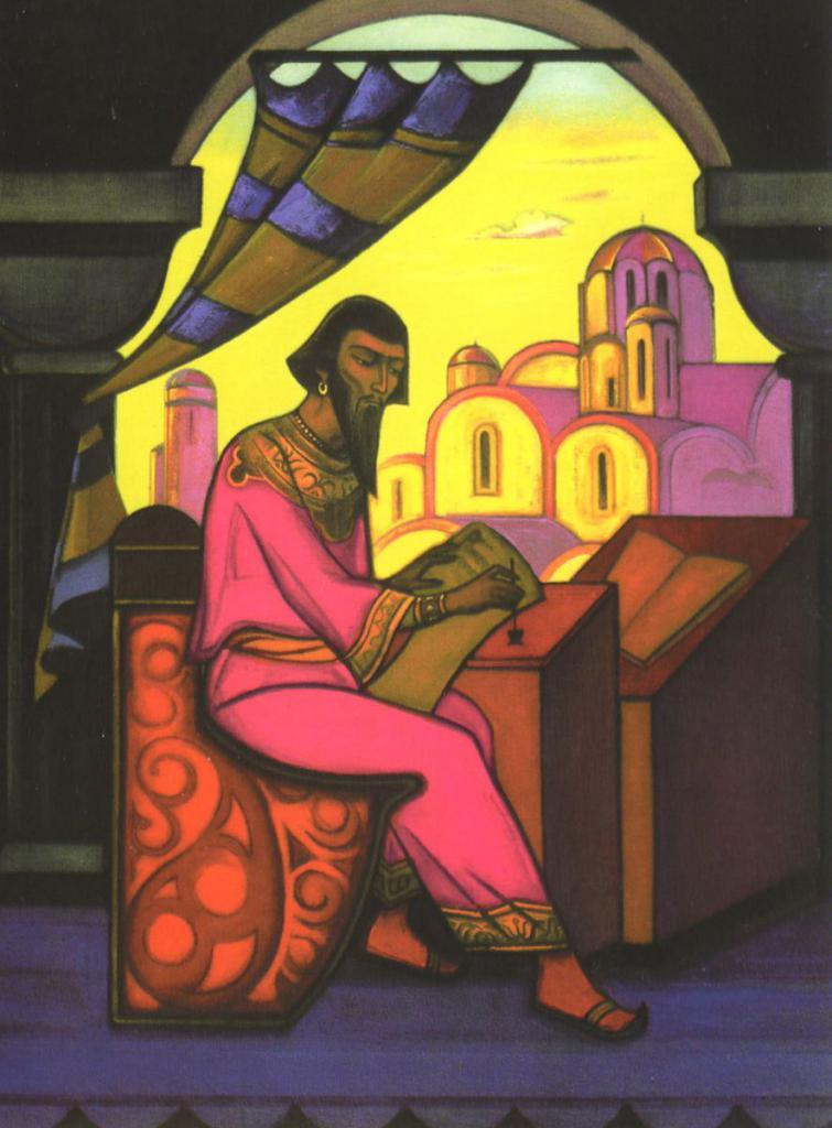 La pittura di Roerich