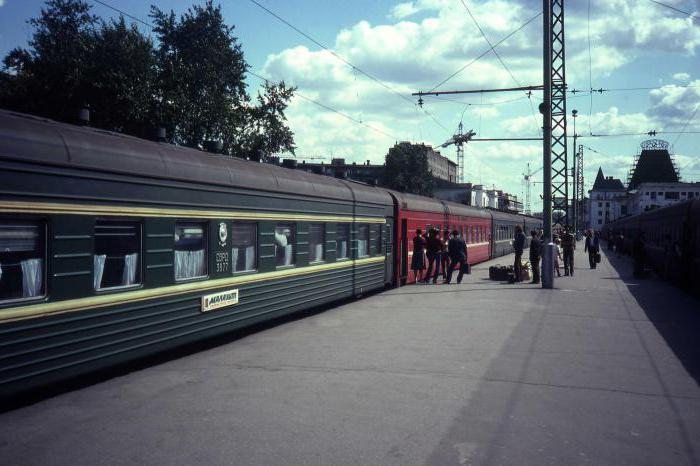 Stazione ferroviaria Yaroslavsky a Mosca