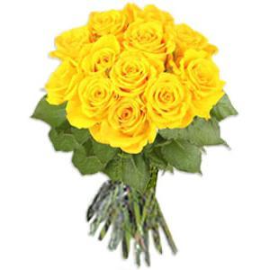 Po co dawać żółte róże