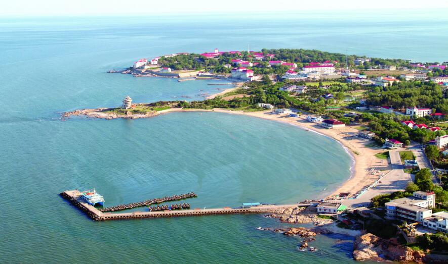Costa del Mar Giallo con spiagge