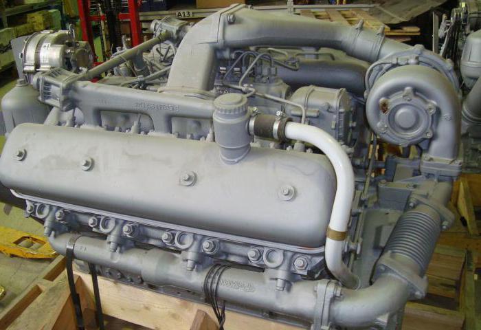 Motore YaMZ 238
