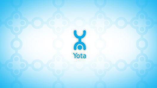 Настройките на интернет yota на android