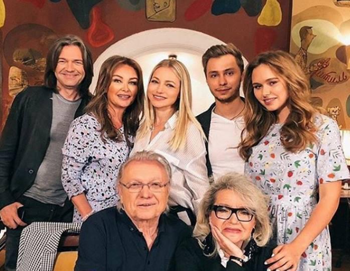 Rodzina Yuri Malikov