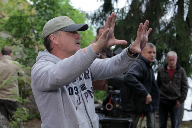 Yuri Moroz na sérii seriálu