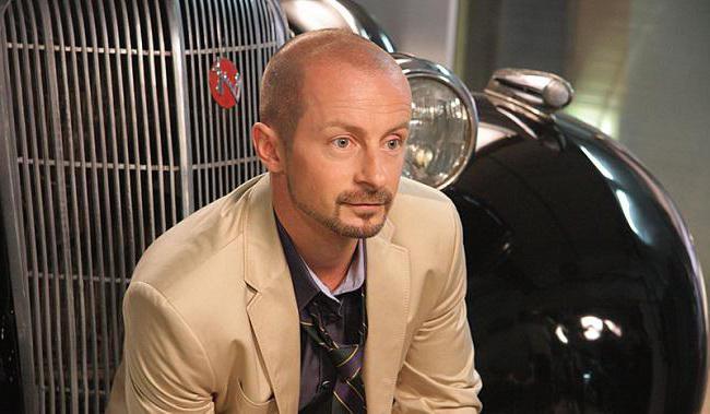 Юрий Тарасов актьор