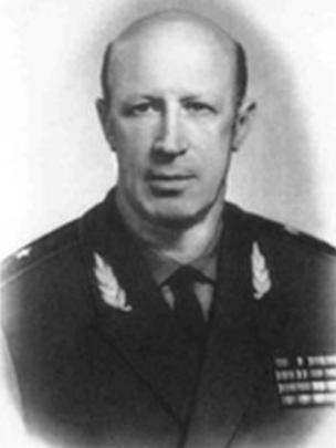 Yuri Drozdov Capo dell'intelligence illegale
