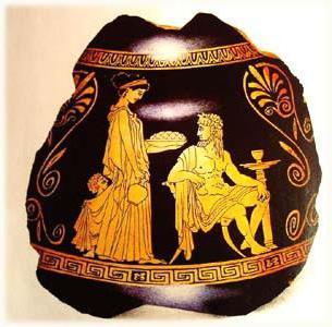 Padre Zeus Poseidon e Aida