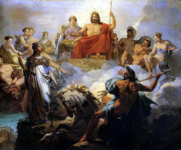 padre di poseidone e zeus