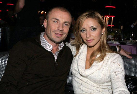 Алекандер Зхулин и Татиана Навка