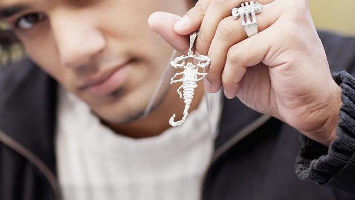 Oroscopo Scorpione amore maschile